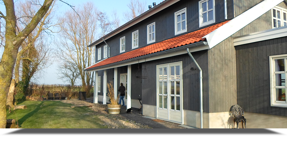 Interesting klover with houten bungalow laten bouwen for Houten huis laten bouwen
